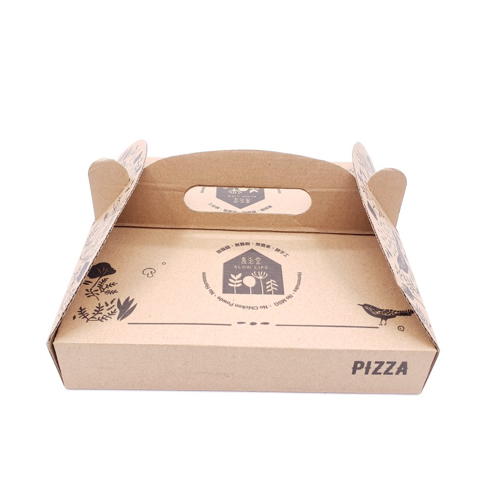 Pizza Corrugated Box